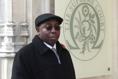 At the Supreme Court in London