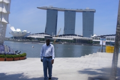 In Singapore 2011