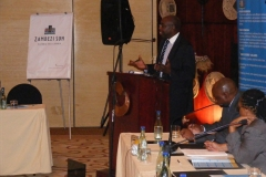 Presenting on Arbitration in Zambia