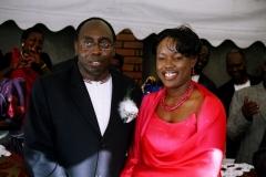 Geoffrey and Winnie Kiryabwire