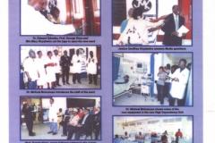 Foundation handing over the refurbished neurosurgery ward at Mulago Hospital